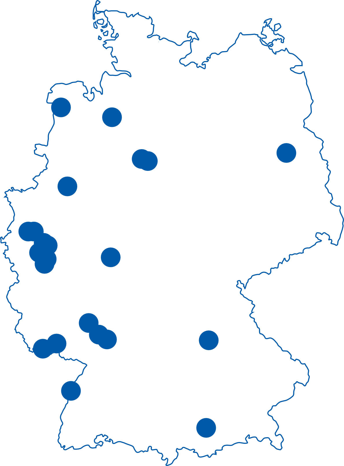 Landkarte Lehrende Master Rechtspychologie